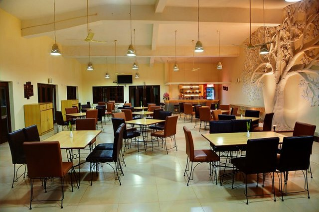 Prakruthi Club And Resorts Bangalore Restaurant